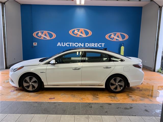 2017 Hyundai Sonata Hybrid Limited (Stk: 17-060503) in Lower Sackville - Image 2 of 14
