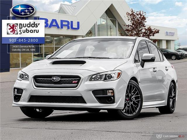 2017 Subaru WRX STI Base (Stk: PS2143) in Oakville - Image 1 of 27