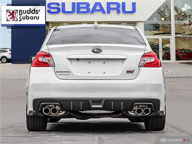 2017 Subaru WRX STI Base (Stk: PS2143) in Oakville - Image 6 of 27