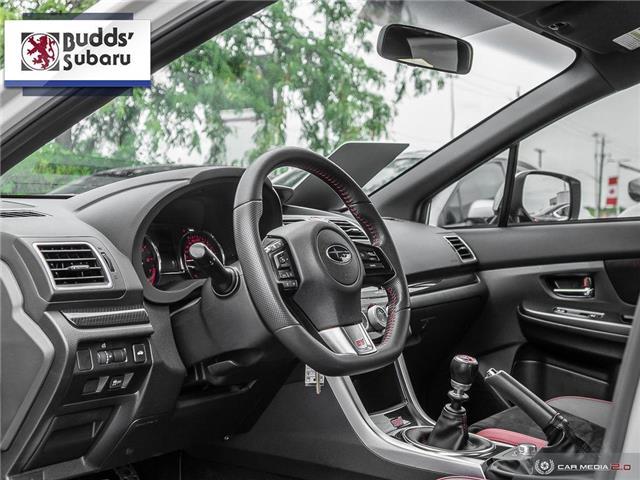 2017 Subaru WRX STI Base (Stk: PS2143) in Oakville - Image 13 of 27