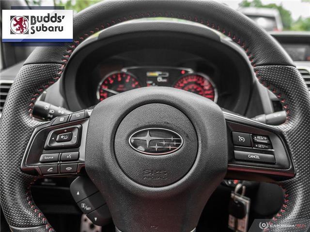 2017 Subaru WRX STI Base (Stk: PS2143) in Oakville - Image 14 of 27