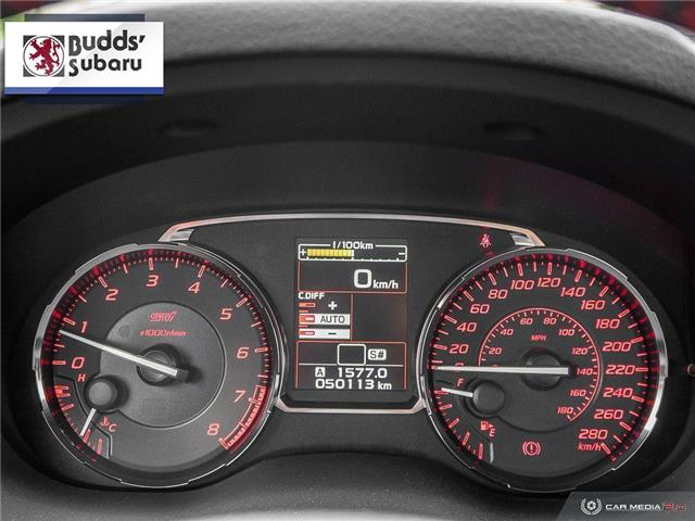 2017 Subaru WRX STI Base (Stk: PS2143) in Oakville - Image 15 of 27
