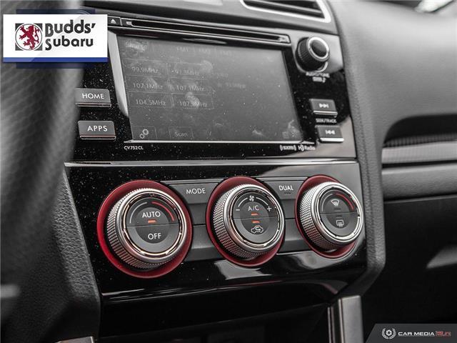 2017 Subaru WRX STI Base (Stk: PS2143) in Oakville - Image 20 of 27