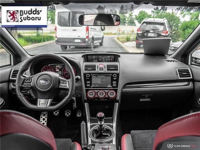 2017 Subaru WRX STI Base (Stk: PS2143) in Oakville - Image 25 of 27