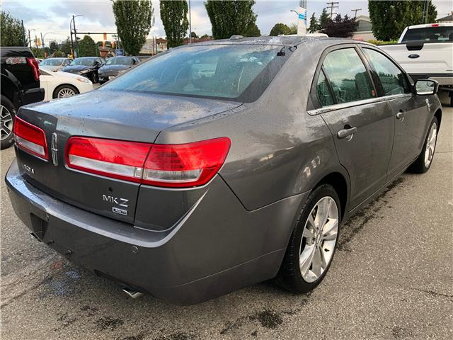 2011 Lincoln MKZ Base (Stk: OP19262) in Vancouver - Image 5 of 23