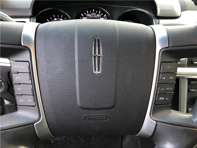 2011 Lincoln MKZ Base (Stk: OP19262) in Vancouver - Image 13 of 23