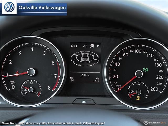 2019 Volkswagen Golf 1.4 TSI Highline (Stk: 21474) in Oakville - Image 14 of 23