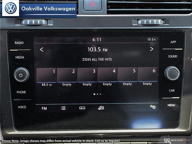 2019 Volkswagen Golf 1.4 TSI Highline (Stk: 21474) in Oakville - Image 18 of 23