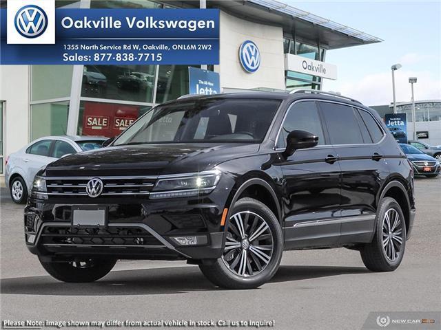 2019 Volkswagen Tiguan Highline (Stk: 21484) in Oakville - Image 1 of 10