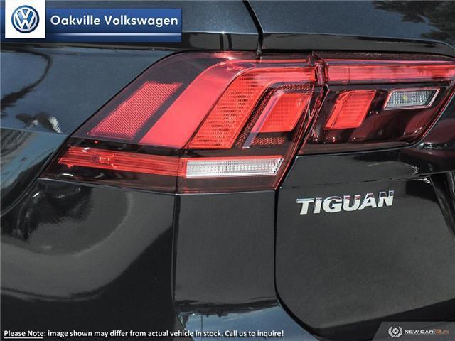 2019 Volkswagen Tiguan Highline (Stk: 21484) in Oakville - Image 10 of 10