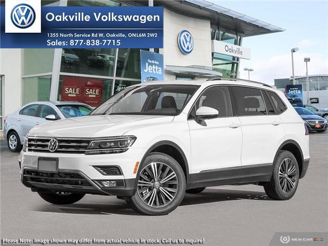 2019 Volkswagen Tiguan Highline (Stk: 21486) in Oakville - Image 1 of 23