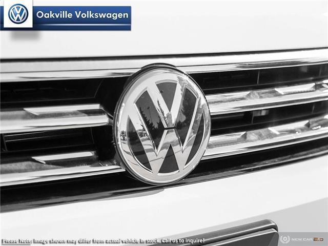 2019 Volkswagen Tiguan Highline (Stk: 21486) in Oakville - Image 9 of 23