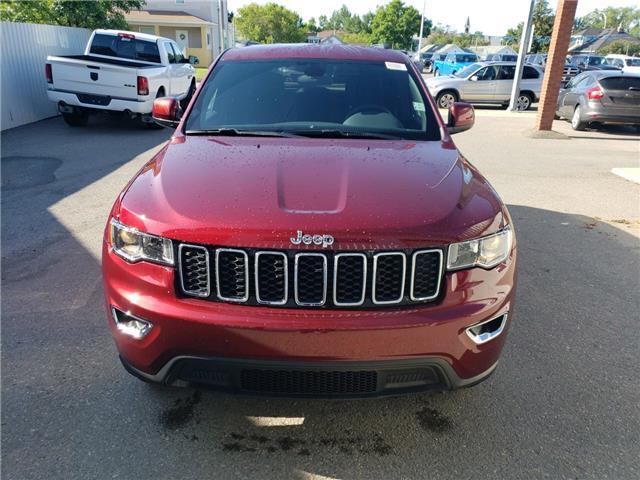 2019 Jeep Grand Cherokee Laredo (Stk: 15498) in Fort Macleod - Image 2 of 16