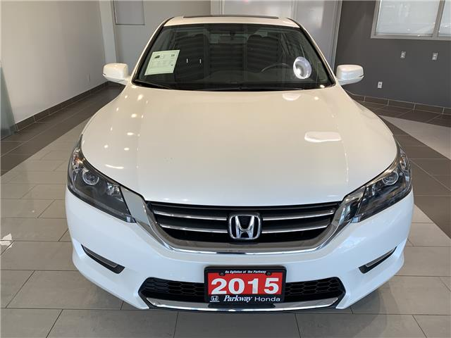 2015 Honda Accord Sport (Stk: 16283A) in North York - Image 2 of 23