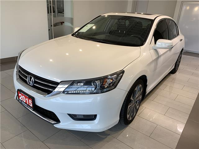 2015 Honda Accord Sport (Stk: 16283A) in North York - Image 3 of 23