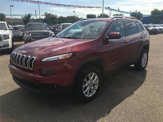 2015 Jeep Cherokee North (Stk: 177189) in Medicine Hat - Image 3 of 26