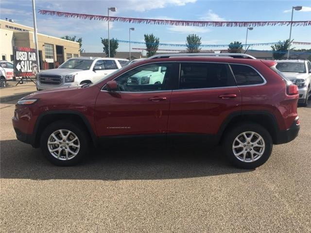 2015 Jeep Cherokee North (Stk: 177189) in Medicine Hat - Image 4 of 26