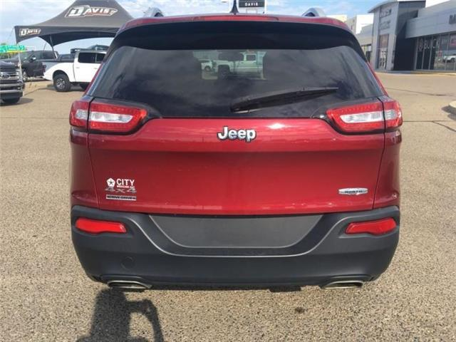 2015 Jeep Cherokee North (Stk: 177189) in Medicine Hat - Image 6 of 26