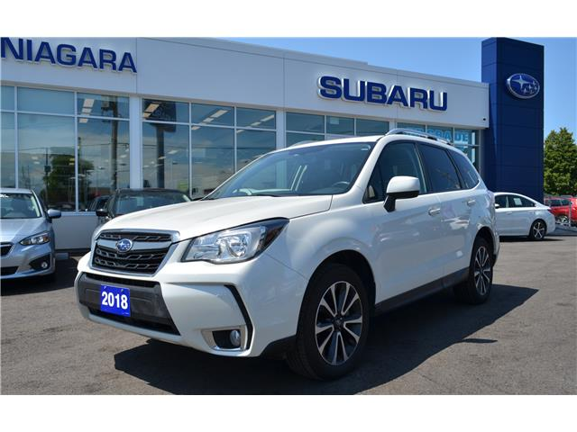 2018 Subaru Forester 2.0XT Touring (Stk:   Z1431) in St.Catharines - Image 1 of 26