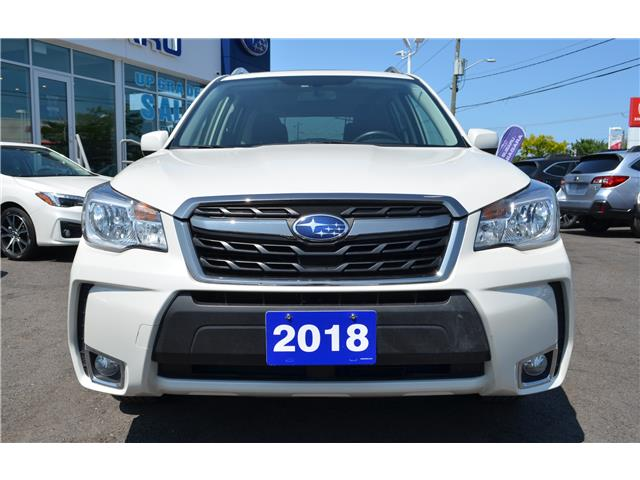 2018 Subaru Forester 2.0XT Touring (Stk:   Z1431) in St.Catharines - Image 2 of 26