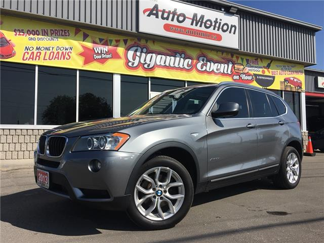 2013 BMW X3 xDrive28i (Stk: 19823) in Chatham - Image 1 of 20
