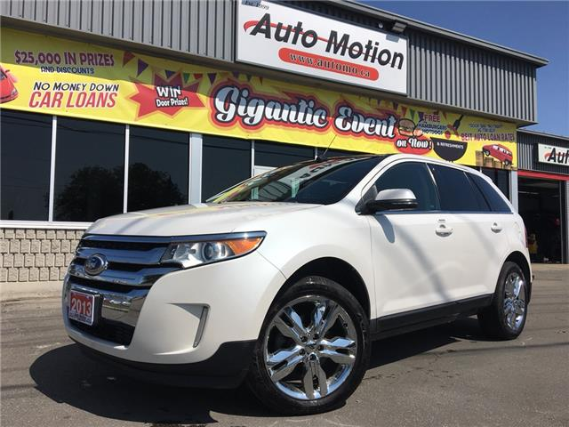 2013 Ford Edge Limited (Stk: 19826) in Chatham - Image 1 of 22