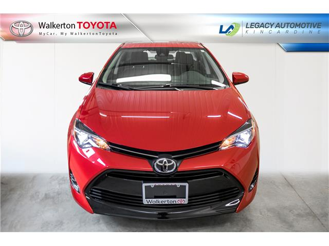 2019 Toyota Corolla LE (Stk: P9100) in Kincardine - Image 2 of 15