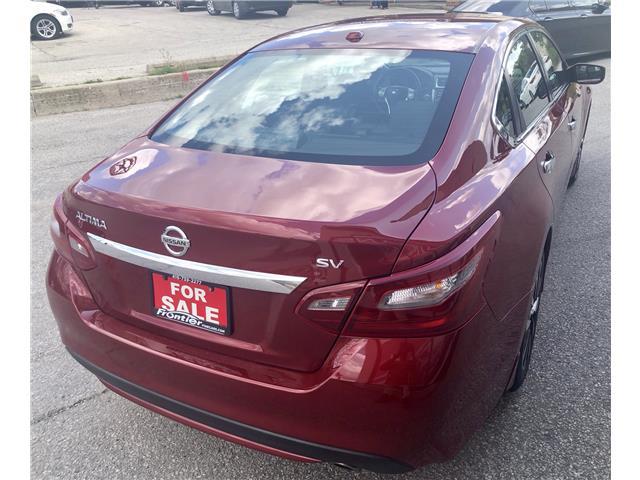 2018 Nissan Altima 2.5 SV (Stk: 219732) in Toronto - Image 5 of 13