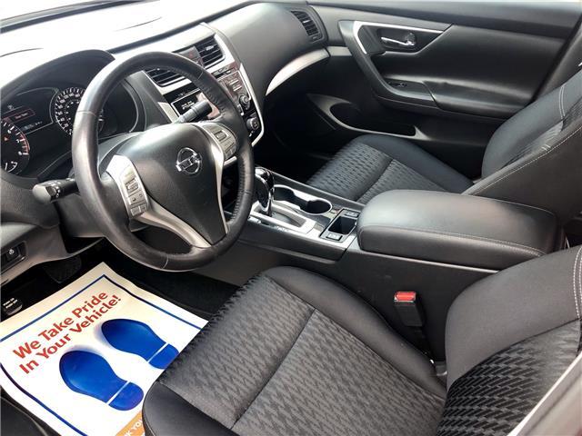 2018 Nissan Altima 2.5 SV (Stk: 219732) in Toronto - Image 9 of 13
