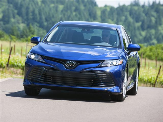 2019 Toyota Camry LE (Stk: 190516) in Whitchurch-Stouffville - Image 1 of 10