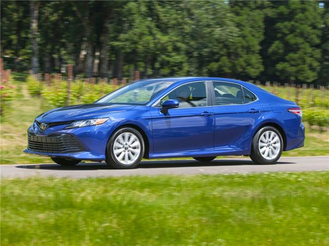 2019 Toyota Camry LE (Stk: 190516) in Whitchurch-Stouffville - Image 2 of 10
