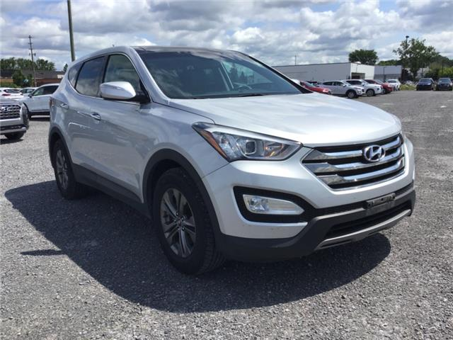 2013 Hyundai Santa Fe Sport 2.4 Luxury (Stk: R96301A) in Ottawa - Image 1 of 12