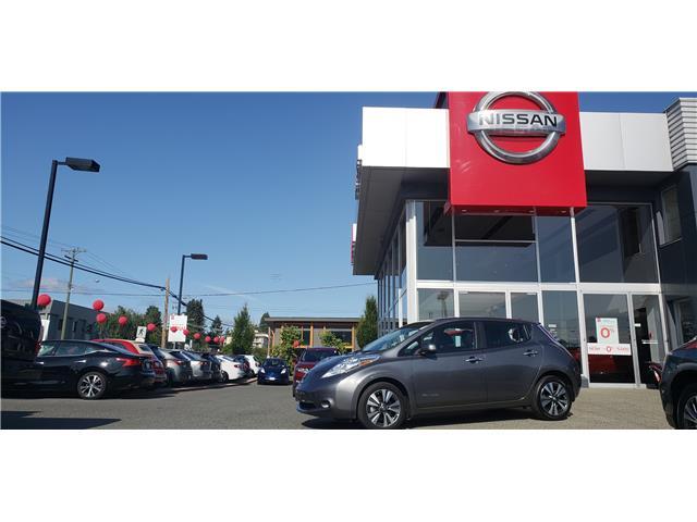 2017 Nissan LEAF  (Stk: P0109) in Duncan - Image 1 of 4