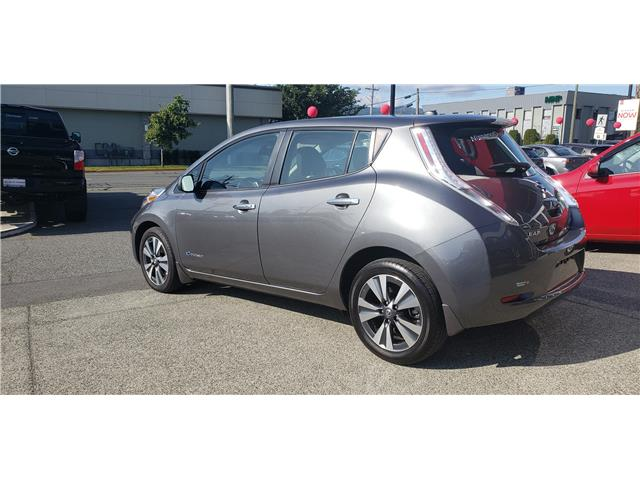 2017 Nissan LEAF  (Stk: P0109) in Duncan - Image 2 of 4