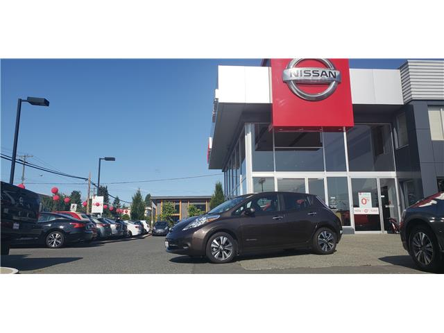 2016 Nissan LEAF  (Stk: P0108) in Duncan - Image 1 of 4