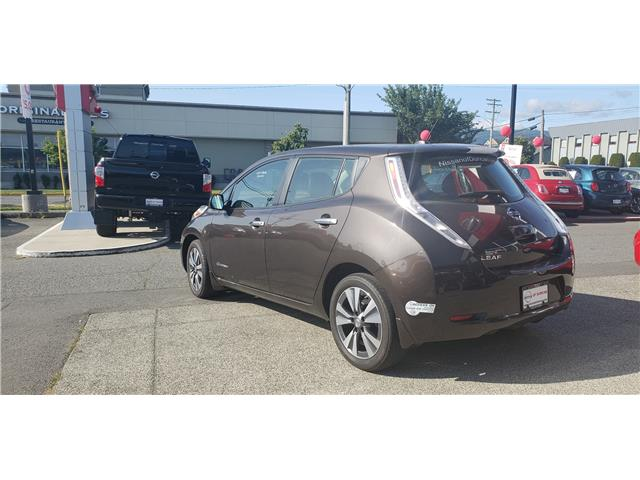 2016 Nissan LEAF  (Stk: P0108) in Duncan - Image 2 of 4