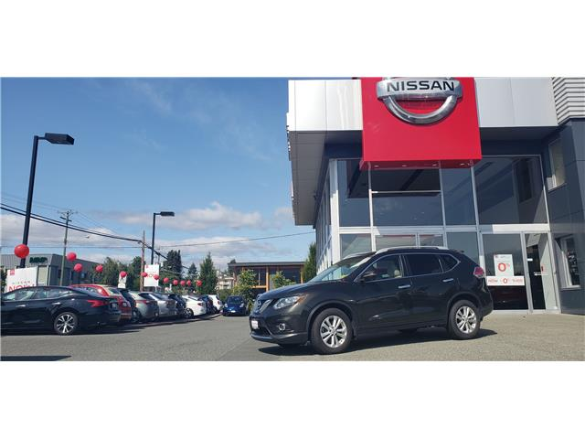 2014 Nissan Rogue  (Stk: 9M5648A) in Duncan - Image 1 of 4