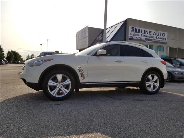 2011 Infiniti FX35 Base (Stk: ) in Concord - Image 1 of 23