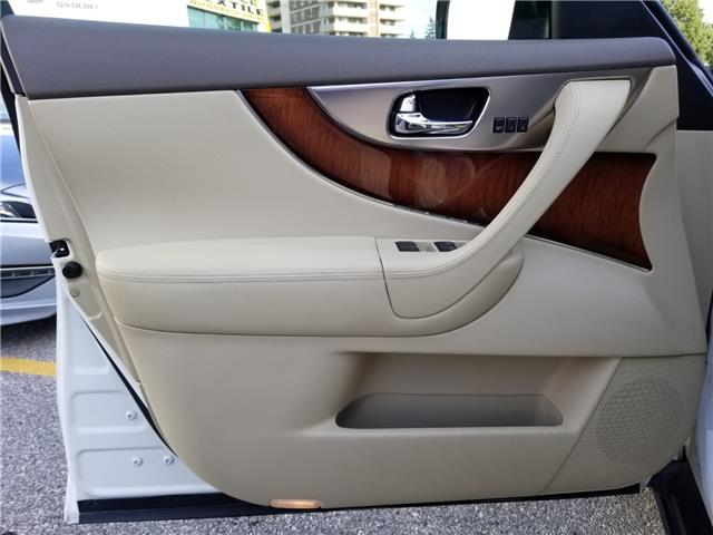 2011 Infiniti FX35 Base (Stk: ) in Concord - Image 9 of 23