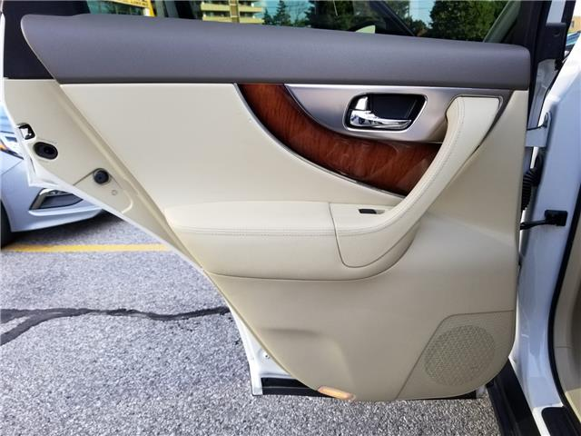 2011 Infiniti FX35 Base (Stk: ) in Concord - Image 11 of 23