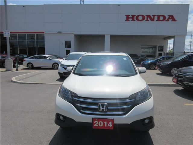 2014 Honda CR-V EX (Stk: 27260A) in Ottawa - Image 2 of 16