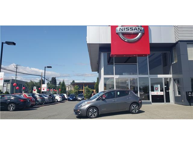 2017 Nissan LEAF  (Stk: P0105) in Duncan - Image 1 of 4