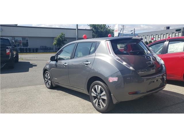 2017 Nissan LEAF  (Stk: P0105) in Duncan - Image 2 of 4