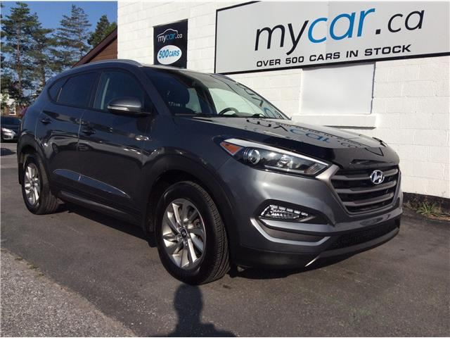 2016 Hyundai Tucson Premium (Stk: 191061) in Richmond - Image 1 of 19