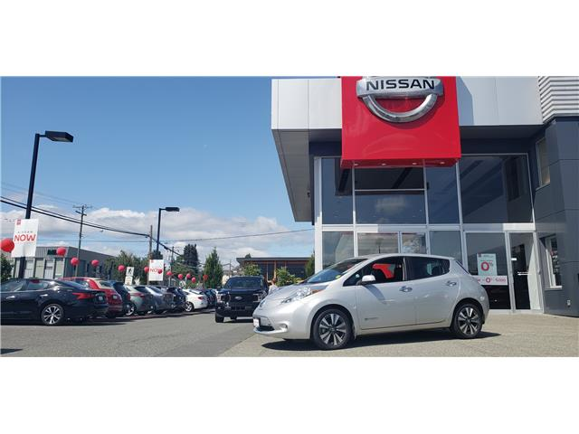 2016 Nissan LEAF  (Stk: P0102) in Duncan - Image 1 of 4