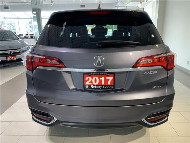 2017 Acura RDX Tech (Stk: 16304A) in North York - Image 7 of 26