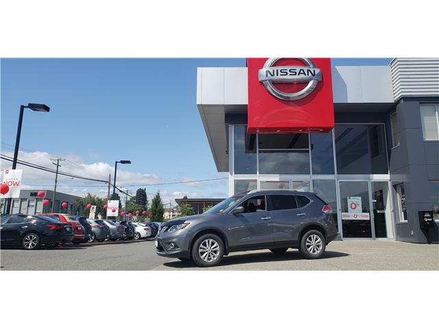 2016 Nissan Rogue  (Stk: 9F0661A) in Duncan - Image 1 of 4