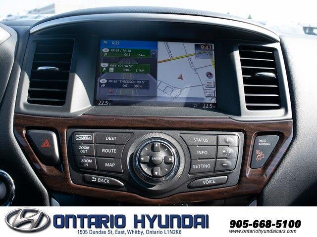 2014 Nissan Pathfinder Platinum (Stk: 74073K) in Whitby - Image 3 of 22