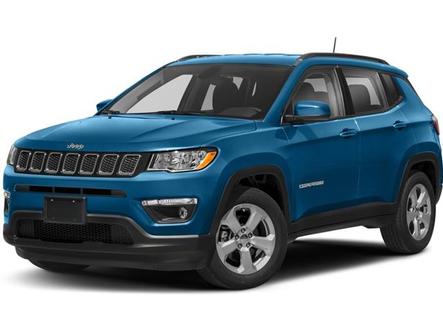 2018 Jeep Compass Trailhawk (Stk: NE233) in Calgary - Image 1 of 1