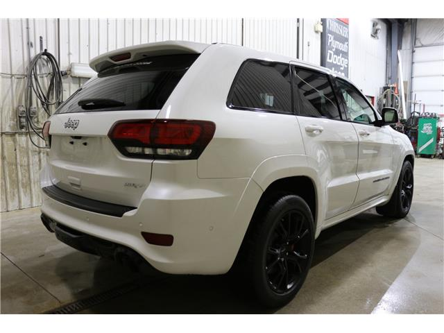 2017 Jeep Grand Cherokee SRT (Stk: KT064A) in Rocky Mountain House - Image 7 of 30